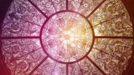 Church Light Rose