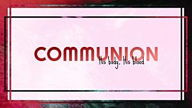 Color Frame Communion