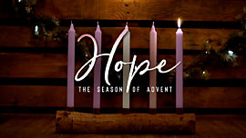 Country Advent Hope