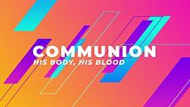 Dad Shapes Communion