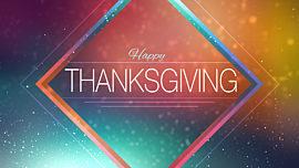 Fall Light Thanksgiving