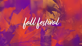 Fall Reflections Fall Festival