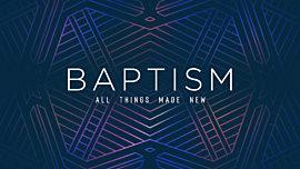 Geoline Baptism