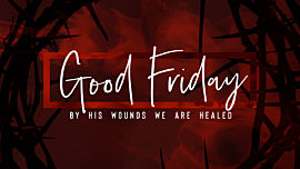 Good Friday Vol 5 Title