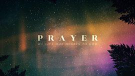 Heavenly Lights Prayer