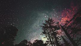 Heavenly Lights Vast Stars