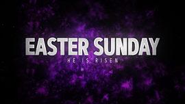 Holy Week Easter Sunday