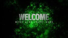 Holy Week Welcome