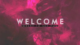 Pentecost Flow Welcome