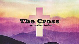 Watercolor Cross The Cross