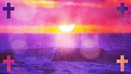 Watercolor Cross Waves Remix