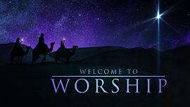 Our Coming Savior: Welcome
