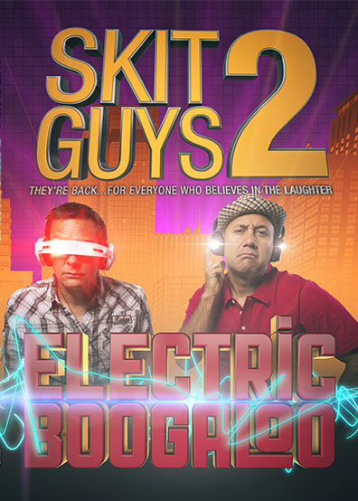 Skit Guys 2: Electric Boogaloo DVD Image