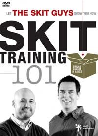 Skit Training 101 DVD Image
