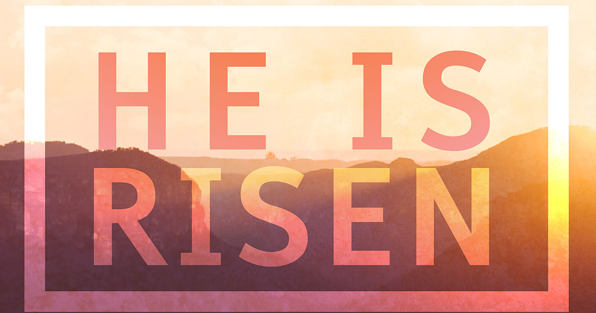 He Is Risen | Script | The Skit Guys