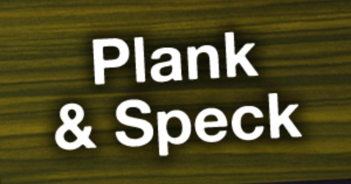 speck plank