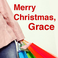 Merry Christmas, Grace