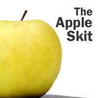 The Apple Skit (Spanish)