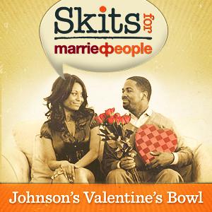 Johnson's Valentine's Bowl