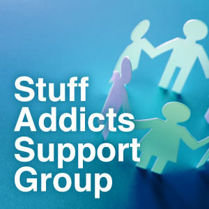 Stuff Addicts Support Group