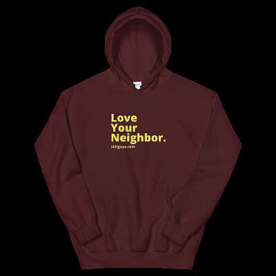 Love Your Neighbor Hoodie
