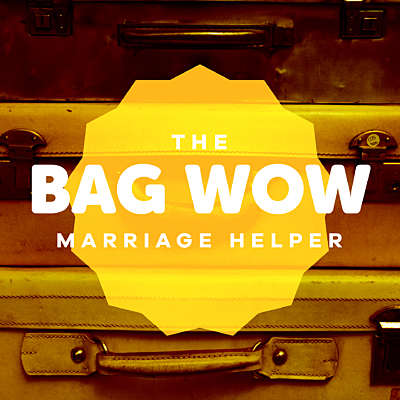 The Bag-Wow Marriage Helper