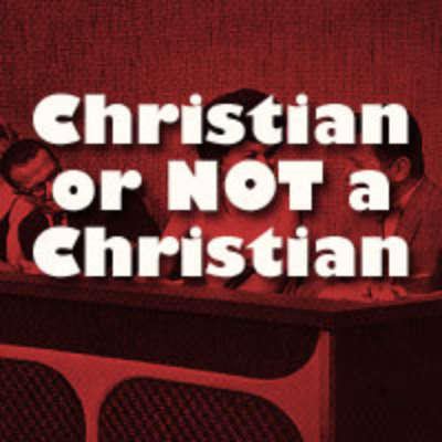 Christian or Not a Christian