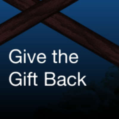 Give The Gift Back: A Christmas Play