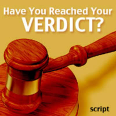 Have You Reached Your Verdict - Spanish
