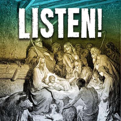 Listen! A Shepherd's Testimony