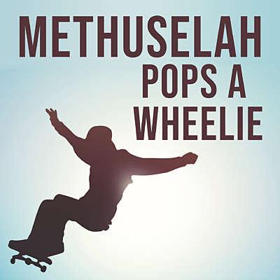 Methuselah Pops a Wheelie