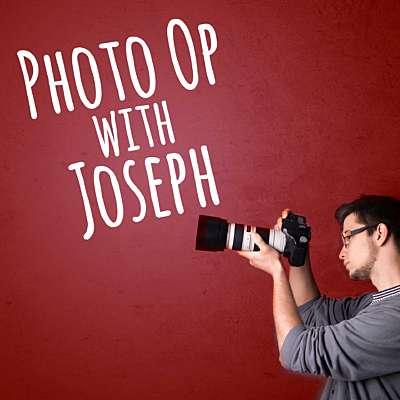 Photo Op With Joseph