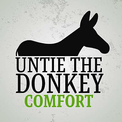Untie the Donkey: Comfort
