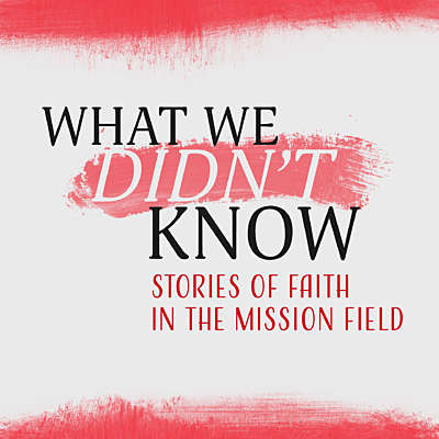 What We Didn't Know: Stories of Faith in the Mission Field