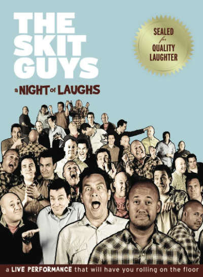 A Night of Laughs DVD