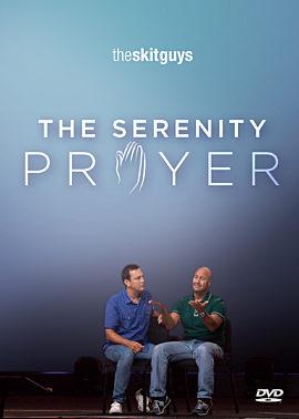 The Serenity Prayer DVD + Digital Combo