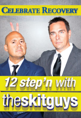 12 Step'n with the Skit Guys - DVD + Digital Combo
