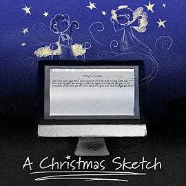 The Christmas Sketch