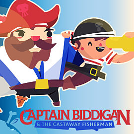 Captain Biddigan & The Castaway Fisherman