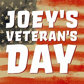 Joey's Veteran's Day