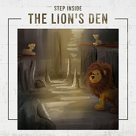 Step Inside the Lion's Den