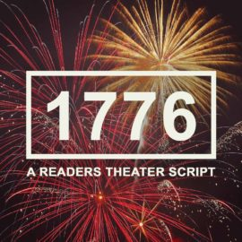 1776 A Readers Theater Script thumbnail
