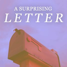 A Surprising Letter thumbnail
