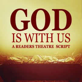 God Is With Us - A Readers Theater Script thumbnail