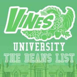 Vines University - The Dean's List thumbnail
