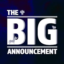 The Big Announcement