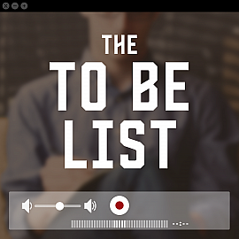 The To Be List