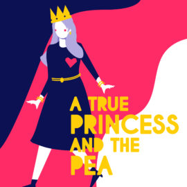 A True Princess and the Pea thumbnail