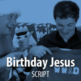 Birthday Jesus