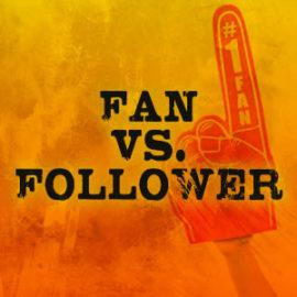 Fan vs Follower thumbnail